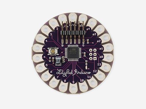 Arduino LilyPad Main Board