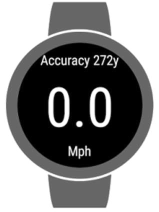 SpeedForWear Wearable App