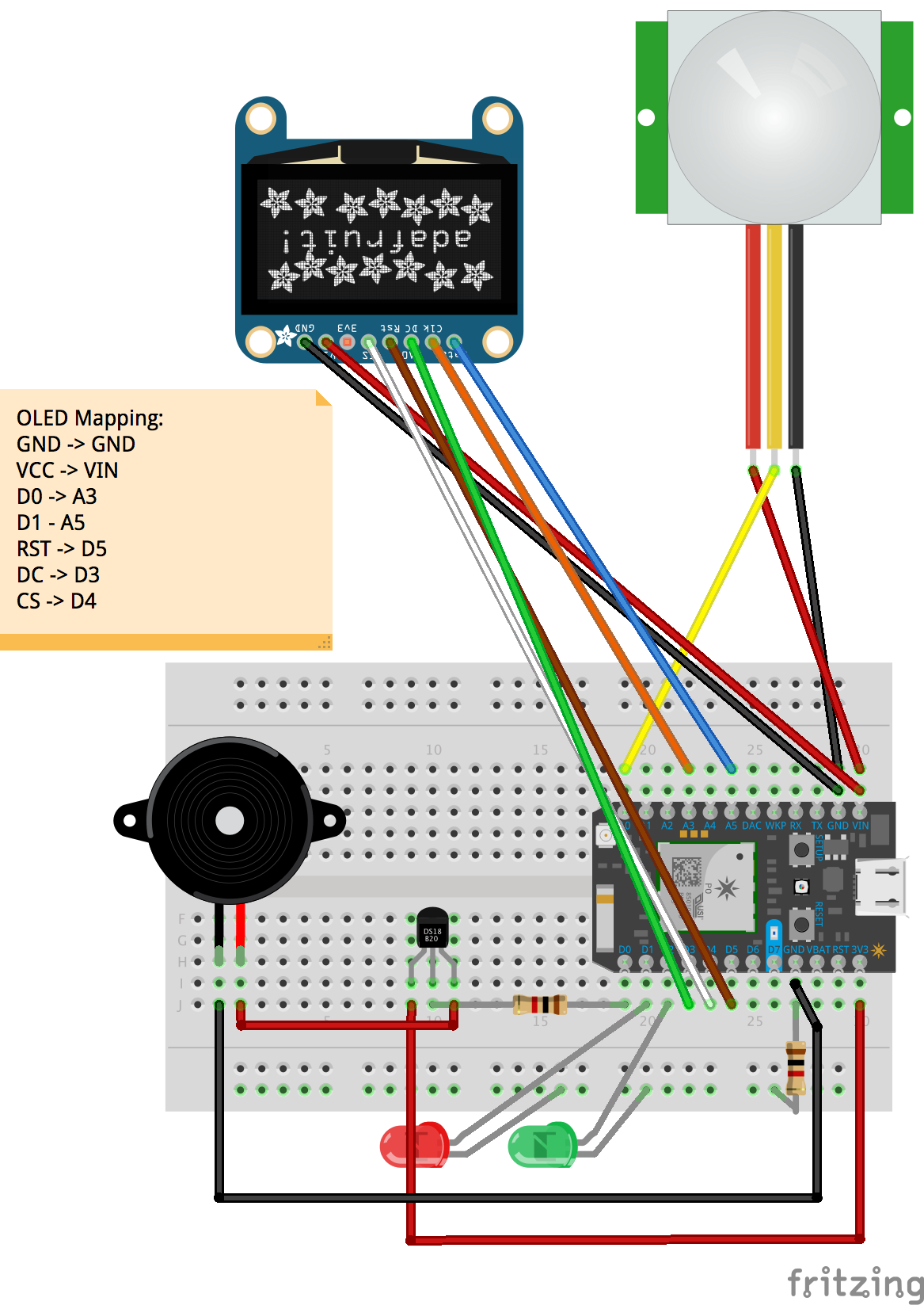 Photon2 wire diagram