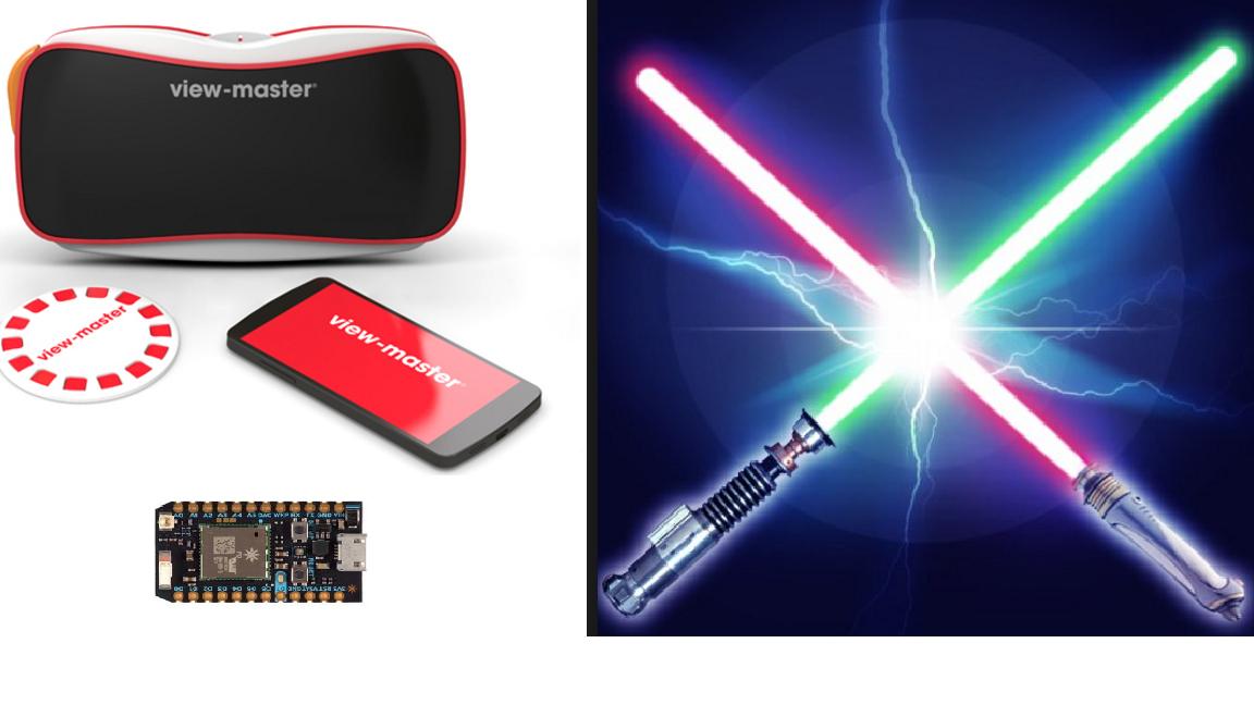 Photon Lightsaber Controller for VR/AR - Hackster io