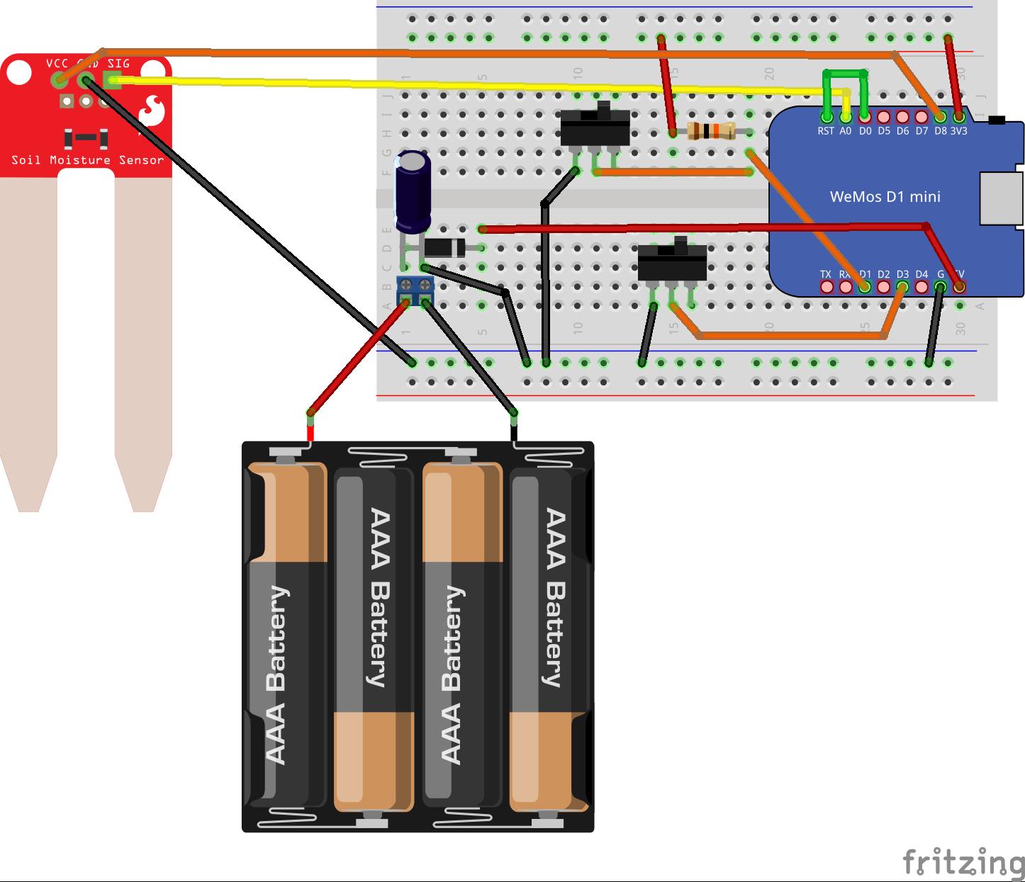 Sensor bb
