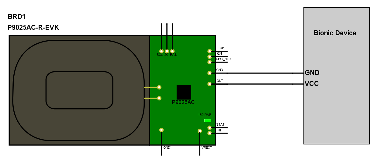 bionic organs devices limbs wireless charging hackster io android phone charger diagram wireless charger diagram #15