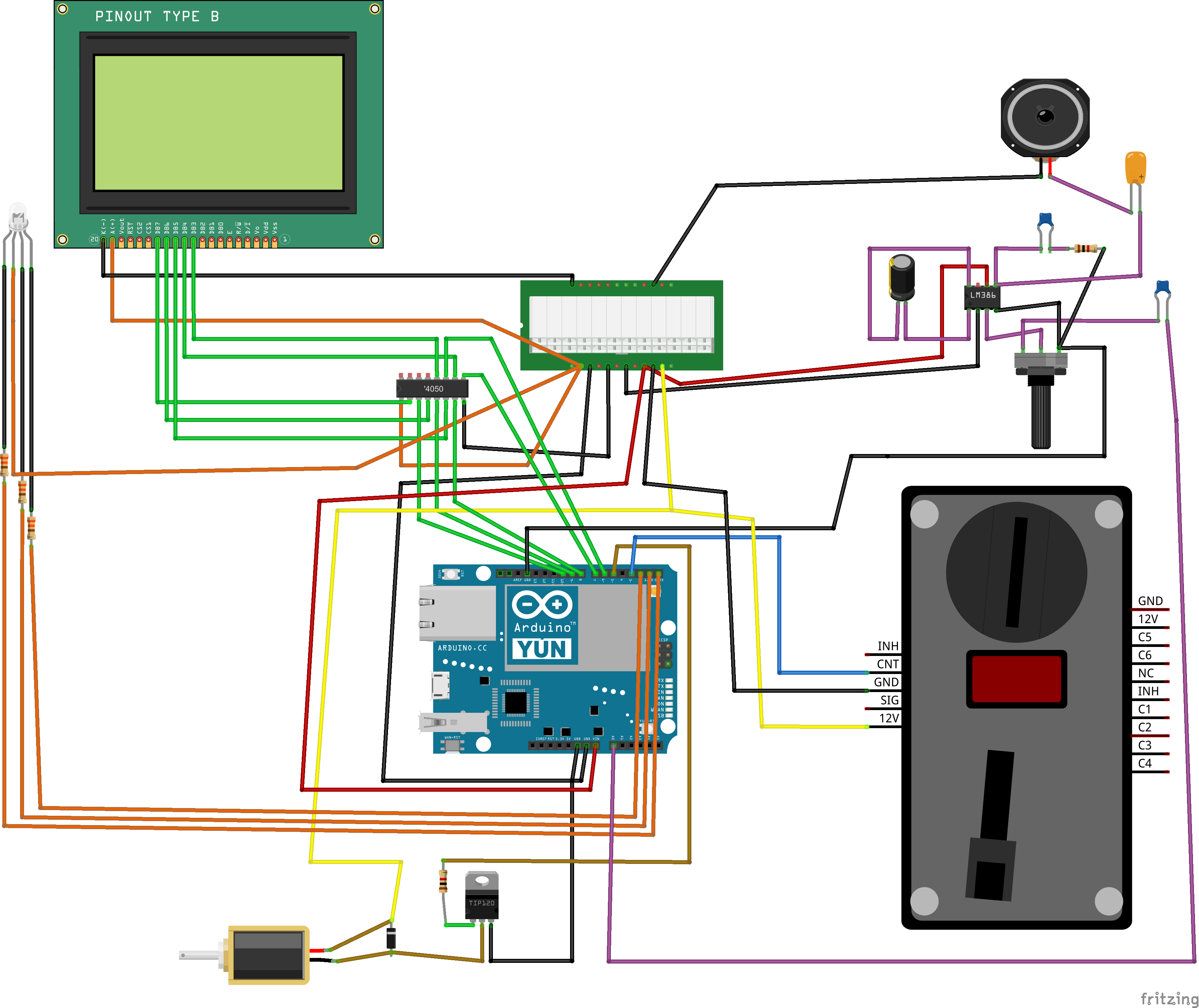 Iot For Coins Project Schematics Iotforcoins