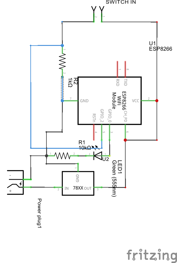 trigger device wiring diagram