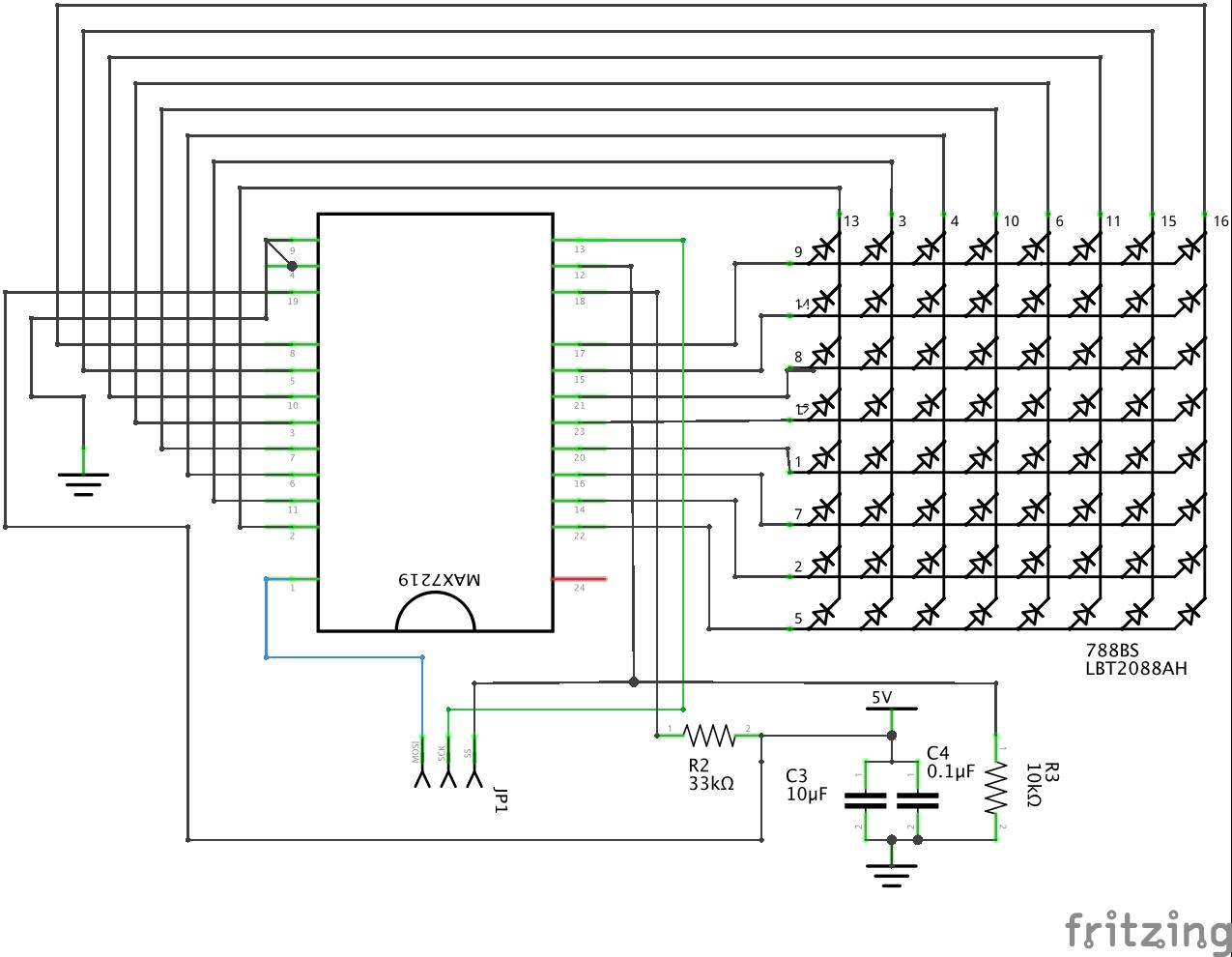 Arduino led display hackster max7219 788bs leds schem swarovskicordoba Choice Image