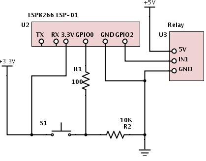 ESP8266 Wifi Smart Garage Door - ster.io on