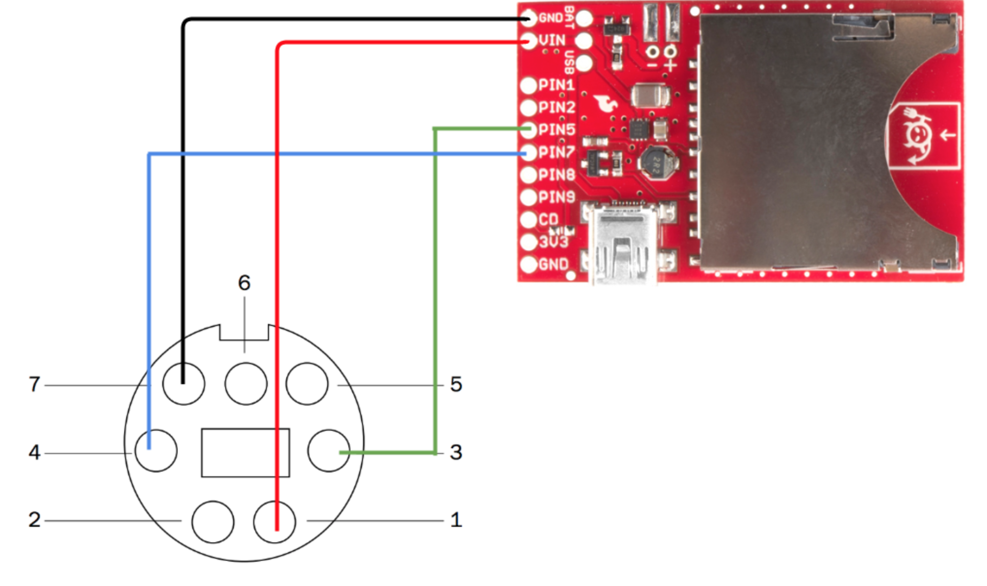 Roomba Schematic Diagram Wiring Will Be A Thing Estop Relay Imp Hackster Io Rh Parts Circuit