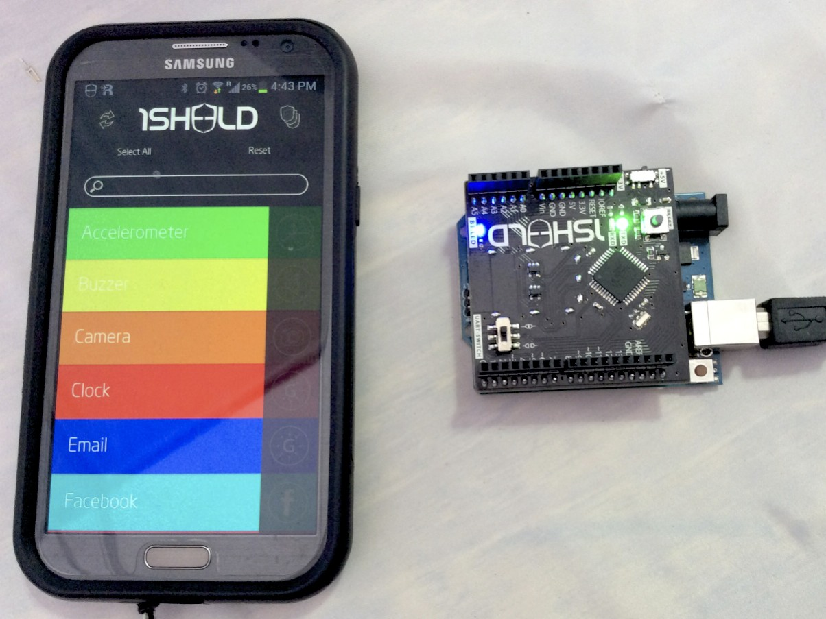 Analog Clock using 1Sheeld Graphical LCD - Hackster io
