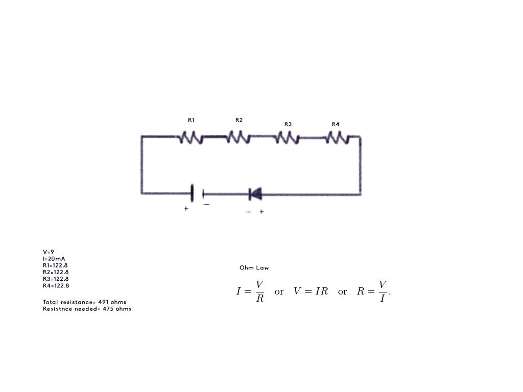 Basic Electromagnetic Exercise Ohm Law 555 Circuitjpg Circuit