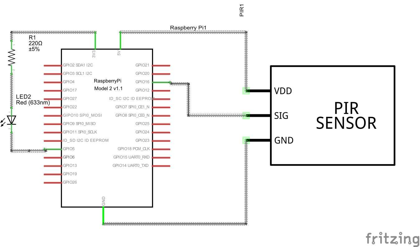 Motion Sensor Surveillance Camera Using Azure Storage C Raspberry Pi Wiring Diagram Raspberrypimotioncapture Schem