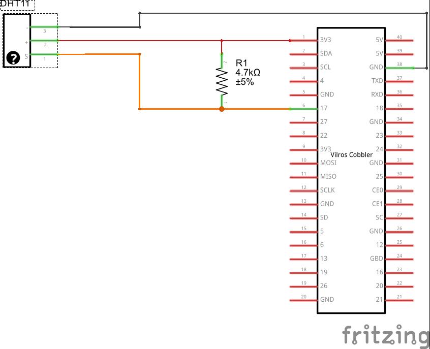 Dht11   Dht22 Temperature Sensor