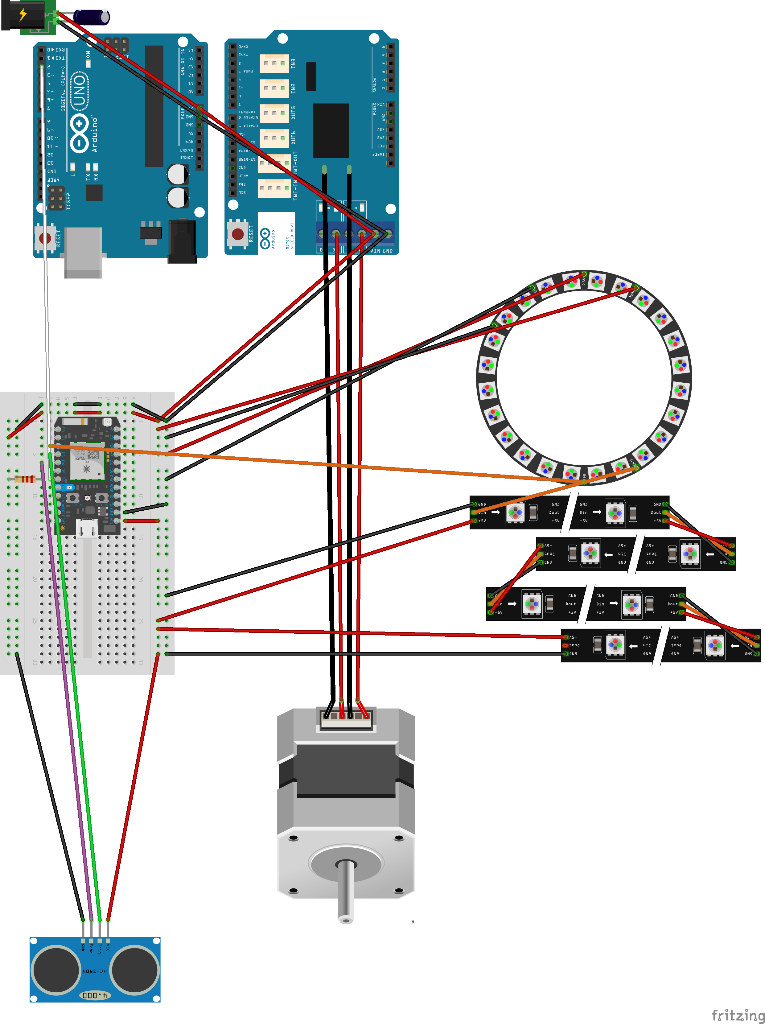 Wiring Diagram For Wi Fi Wifi Death Lamp Wifideathlamp Bb