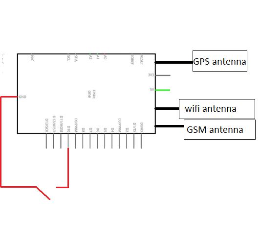 Linkit schematic