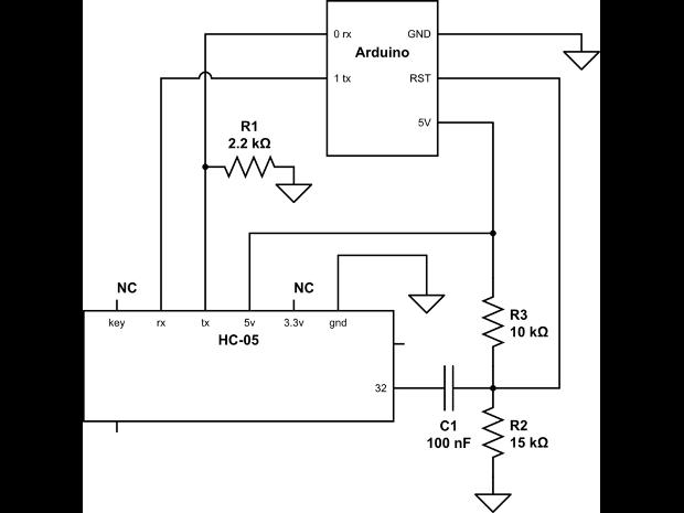 Arduino Bluetooth Programming Shield Wireless Upload Code Rhhacksterio: Arduino Bluetooth Module Schematic At Gmaili.net